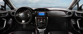2018 subaru brz interior. beautiful 2018 subaru brz dashboard view for 2018 subaru brz interior