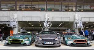 Aston Martin Racing At Le Mans 2005 Classic Driver Magazine