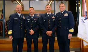 Uscg Reserves Dvids Images 11th Coast Guard District Names Active Duty