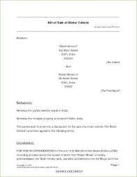 Car Sale Agreement Contract   Cvfree.pro