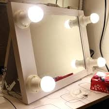 make up mirror lighting. Portable Vanity Mirrors With Lights Picture 1 Of 6 Makeup Mirror Uk Make Up Lighting