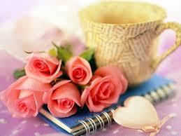 ودفتري وخواطري وذكرياتي وفنجان قهوتي