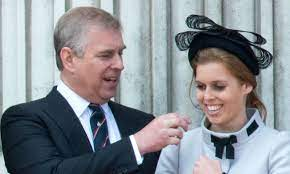 Princess Beatrice supported by doting dad Prince Andrew in sweetest way |  HELLO!