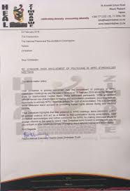 letter expressing concern heal zimbabwe on twitter heal zimbabwe s letter to nprczim