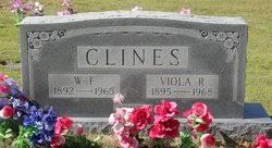 """Wesley Franklin """"Frank"""" Clines (1892-1965) - Find A Grave Memorial"""