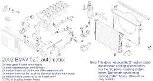 1994 bmw 525i cooling system diagram wiring diagram for you • how many heater hoses do we have bimmerfest bmw forums 1994 bmw 318i 1994 bmw 525i engine