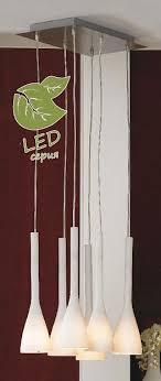 <b>Подвесной</b> светильник <b>LUSSOLE GRLSN</b>-<b>0106</b>-<b>06</b> VARMO купить ...