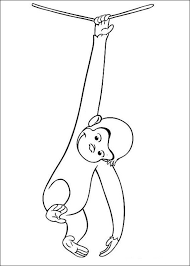 Free Printable Curious George Coloring Pages Coloring Pages
