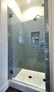 glass bath tiles bathroom design glass bathroom small space mosaic ice gray glass subway tile subway