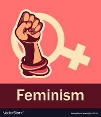 Feminism And Design Feminism Concept Of Female Power