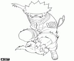 Kleurplaten Naruto Kleurplaat