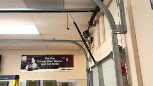 high lift garage door openerHighlift Garage Door with Opener Liftmaster  YouTube