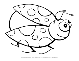 Small Picture Ladybug Coloring Pages New Page itgodme