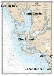 Estero Bay Depth Chart Estero Bay To Lemon Bay Including Charlotte Harbor 1928 Nautical Map Captiva Pine Islands Florida 80000 At Chart 158 11426 Reprint