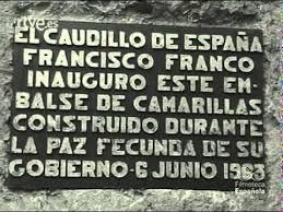 Resultado de imagen de La cara oculta dels pantans de Franco