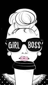 Girl boss wallpaper ...