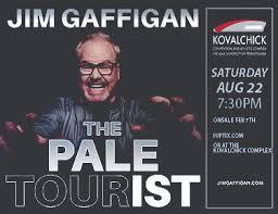 <b>Jim Gaffigan</b> – The Pale Tourist <b>World Tour</b> – KOVALCHICK