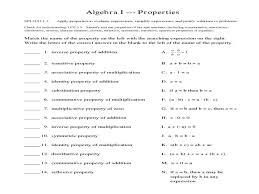 Math-properties-worksheet & Definition For Properties Of ...