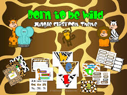 Jungle Decoration Jungle Theme Classroom Decorating Ideas Decoration Image Idea