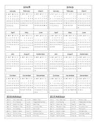 Personal Planner Template Daily Organizer Planner