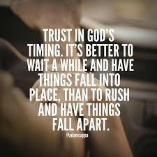 Quotes About Waiting On God Magnificent Best Inspirational Quotes About God's Timing