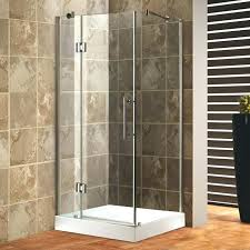 prefab outdoor shower enclosures prefab shower enclosure square corner shower enclosure would want custom tile floor