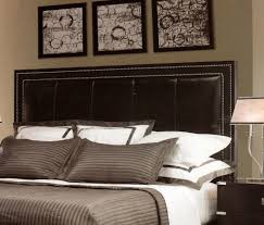 king headboard leather – clandestininfo
