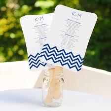 Wedding Program Scroll Diy Wedding Program Fans Scroll Fan Program Kit Walmart Com