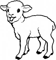 Small Picture Baby Born Sheep Coloring Page Baby Born Sheep Coloring Page
