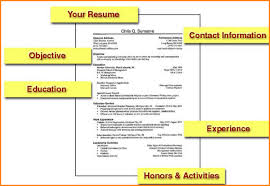 Georgetown Law Resume for Law School Application Resume