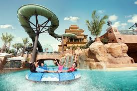 underwater water slide. AQUAVENTURE AT ATLANTIS THE PALM - Explore Dubai And The UAE With Royal Gulf Tourism Services LLC Underwater Water Slide