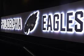Eagles Seating Chart Eagles 2019 Locker Room Seating Chart Phillyvoice