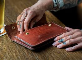 our premium leather goods are the culmination of our experience built to last and look good for many years to come