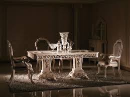 dining table italian luxury antique