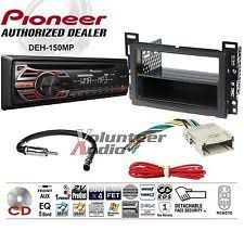 wiring harness chevrolet cobalt pioneer cd player car stereo radio install dash kit wiring harness antenna fits chevrolet