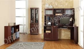picture of realspace magellan collection corner desk 30 h x 59 1