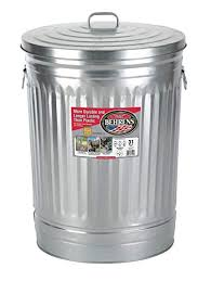 Exterior Garbage Cans Set Painting Interesting Decorating