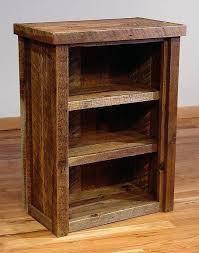 floating shelves reclaimed wood