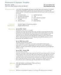 Pharmacist Resume Examples Classy Clinical Pharmacist Resume Gyomorgyuru