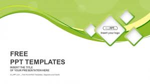 Download Free Ppt Templates Free Green Concept Powerpoint Templates Design