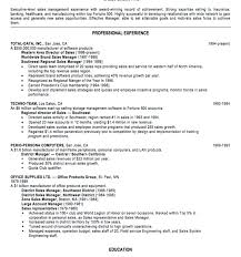 Awesome Sample Sales Management Resume Template Screen Shot At ...