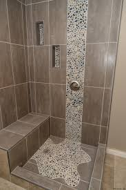 Remodel Bathroom Shower Newly Remodeled Stand Up Shower With Beautiful Tile Work
