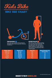 Bike Size Chart 2019 The Ultimate Guide With