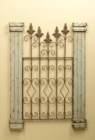 bare wall remes porter39s craft frame saveenlarge iron gate wall decor newsonairorg
