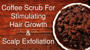 Reduces inflammation inflammation is a process that your body undergoes to protect itself from injury or infection. Coffee Scrub For Stimulating Hair Growth Scalp Exfoliation