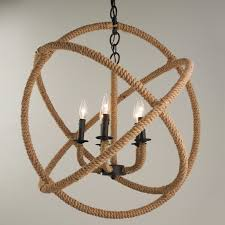 full size of lighting surprising nautical rope chandelier 1 large sphere jpg c 1494597172 nautical rope