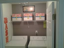 Laundry Decor Laundry Room In Garage Decorating Ideas Home Decor Interior And
