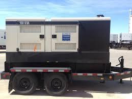 atlas copco qas150 portable diesel generator set wpp item 4000