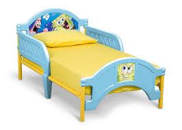 Spongebob Bedroom Furniture Spongebob Plastic Toddler Bed Delta Childrens Products