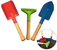 GUOfeudallord <b>3</b>-<b>Piece</b> Set <b>Kids Garden</b> Tools, <b>Gardening</b> Tools ...